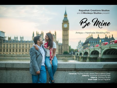 BE MINE | Harshada + Ameya | Wedding Film