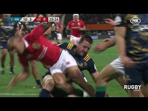 Highlanders down Lions in thriller
