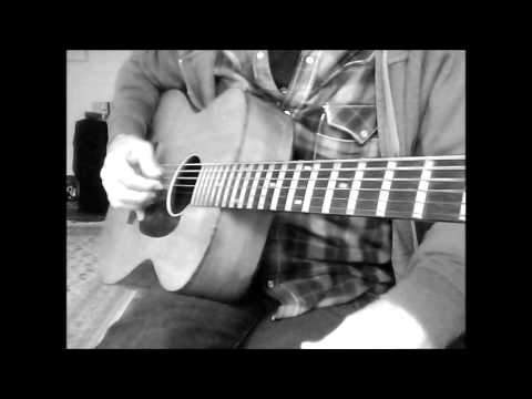 Open G Blues Rhythm Lesson (G7th chord)