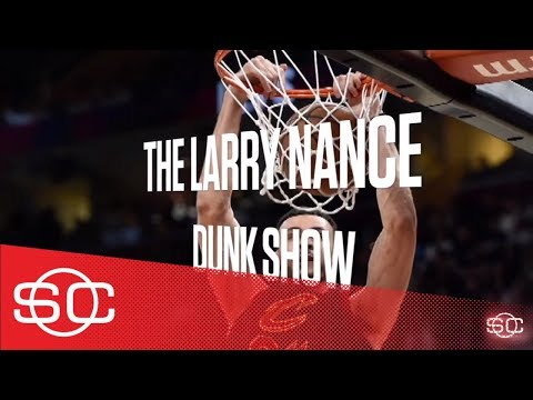Larry Nance Jr.'s Dunk Show Since Joining Cavaliers (VIDEO)