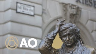 Why Is There a Columbo Statue In the Middle of Budapest?