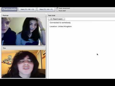 Chatroulette Experience 22 [The Rocker]