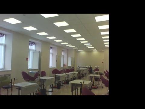 Новосибирский Колледж парикмахерского искусства - трансляция1