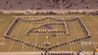 halftime show alabama state mighty marching hornets 2014