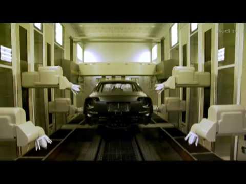 Fabrica de audi en ingolstadt cabina de pintura youtube - Cabina de pintura coches ...
