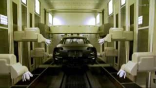 Fabrica de Audi en Ingolstadt (cabina de pintura)