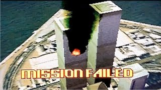 【9/11】 Simulated in Video Game | Play Station 1 | Ace Combat 2