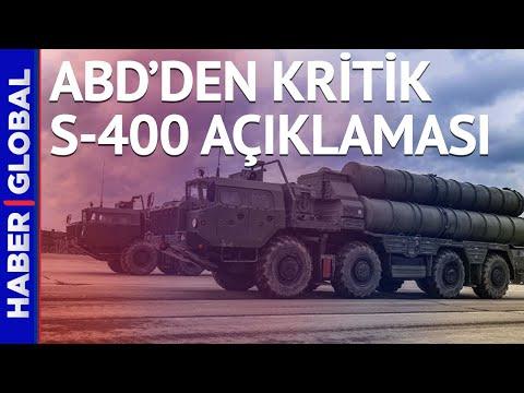 Erdoğan-Biden Görüşmesinin Ardından ABD'den Kritik S-400 Açıklaması!