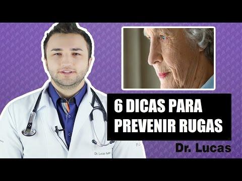 6 Dicas para Prevenir as Rugas - Dr Lucas Fustinoni