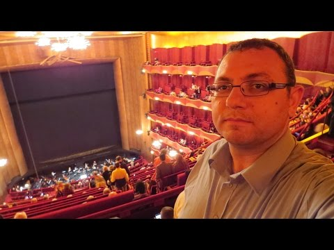 The Metropolitan Opera, Broadway and the New York City Ballet