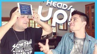 "VLOG: ""Gimme a HEADS UP"" ft. Jason Pitts!!! | Sam Tsui"