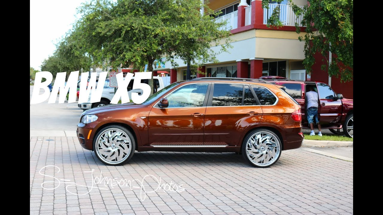 Candy Painted Bmw X5 On Asanti Wheels In Hd Must See Youtube