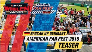 NASCAR GP GERMANY 2018 | Teaser