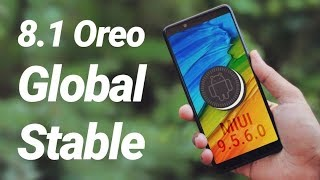 Redmi Note 5 Pro 8.1 Oreo Official Update