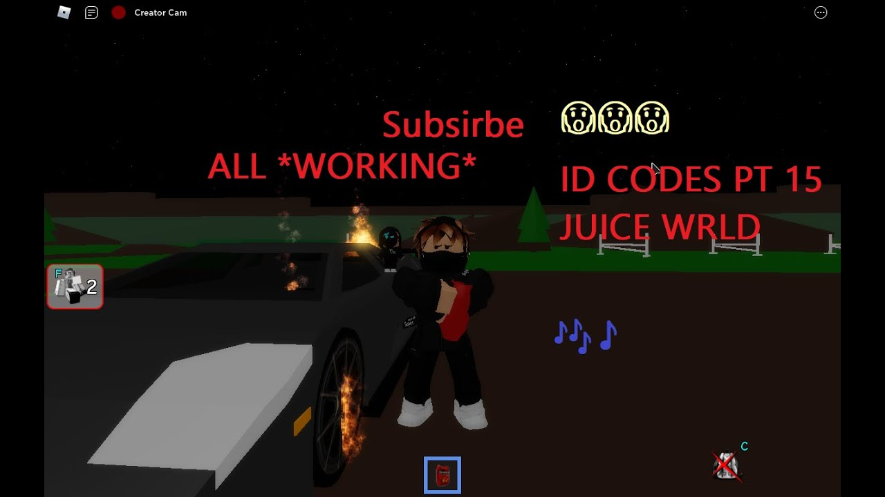 (Roblox) id codes pt 15 brookhaven 2021 *WORKING* juice wrld code! *funny* - YouTube