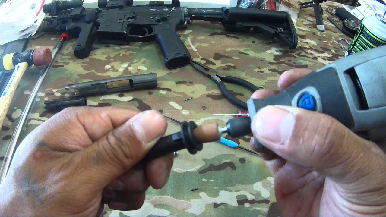 BOOBIE M4H: HOW TO FIX STICKY NOZZLE IN BCG FOR