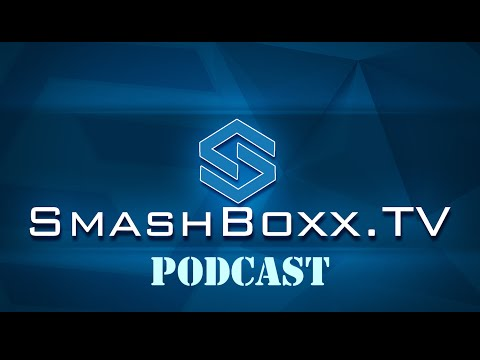 SmashBoxxTV Podcast #9 - Jonny V & The Disc Golf Guy with Nate Doss and Valarie (Jenkins) Doss