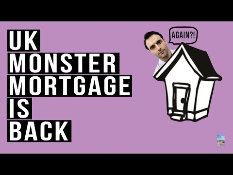 🇬🇧UK Monster Mortgage Scheme is Back! Brexit Causing London Property Prices To FALL!
