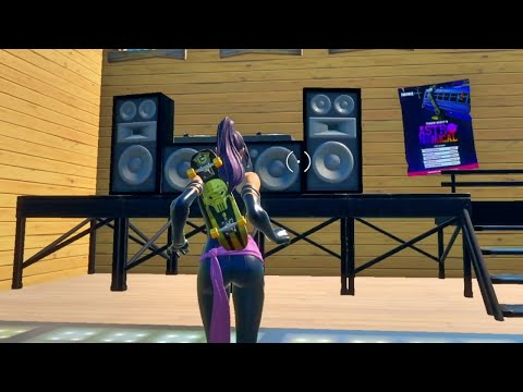 Dance For 10s On The Dance Floor At The Yacht Or Apres Ski Guide – Fortnite Travis Scott Challenges