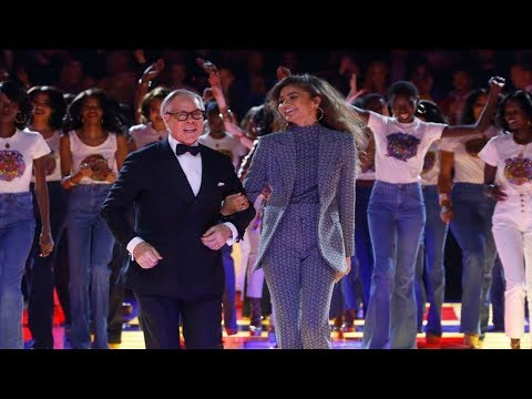 Tommy Hilfiger X Zendaya | Spring/Summer 2019 | Paris Fashion Week