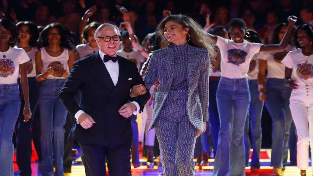 971267c0e7b Tommy Hilfiger X Zendaya | Spring/Summer 2019 | Paris Fashion Week