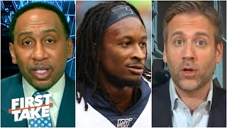 First Take reacts to Todd Gurley signing with the Atlanta Falcons