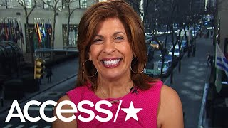 Hoda Kotb Gushes About Being Reunited With Her Daughter After Olympics | Access