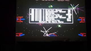 Mame Original Star Wars & Terminator 2 on Projector 720p