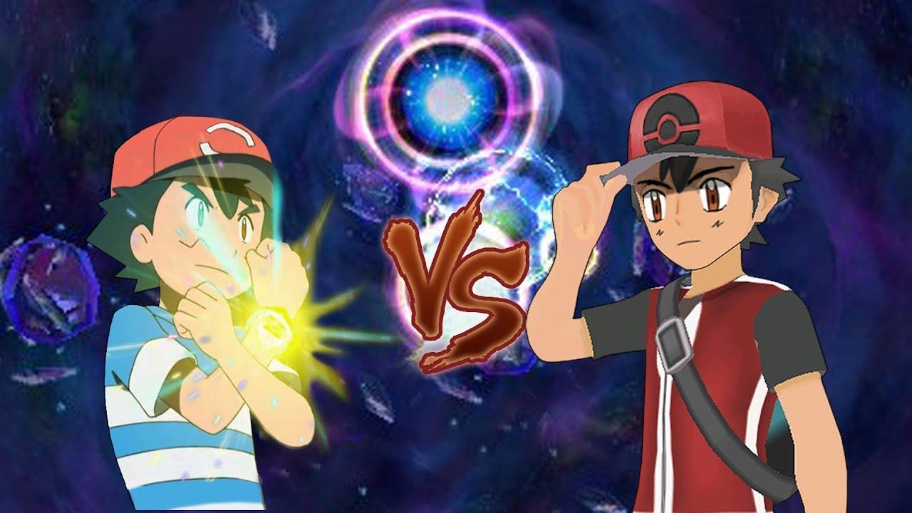ingen försäljningsskatt galet pris köp på nätet Pokemon Battle USUM: Champion Ash Vs Alternate Champion Ash ...