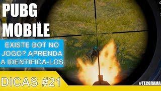 PUBG Mobile - Dicas #21 | Existe BOT no Jogo? | Por que eles existem? Descubra!