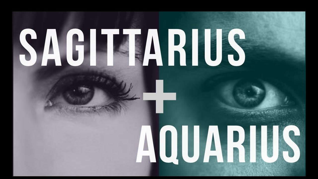 Why Sagittarius and Aquarius Fall in Love | PairedLife