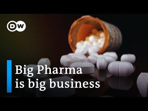 Big Pharma - How much power do drug companies have? | DW Documentary