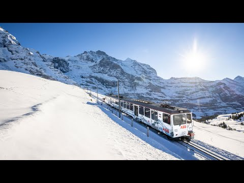 Jungfrau: the legend at the top of Europe