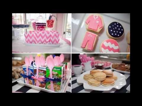 Pajama Party Ideas Youtube