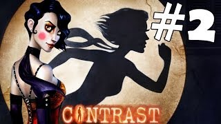 Contrast Walkthrough Part 2 Gameplay Let