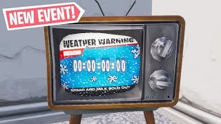 *NEW* WINTER EVENT COUNTDOWN ON TV