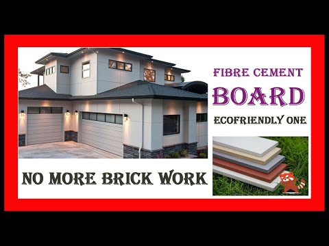 WHY FIBRE CEMENT BOARD IS BETTER FOR YOUR NEW HOUSE   CONSTRUCTION MADE EASY