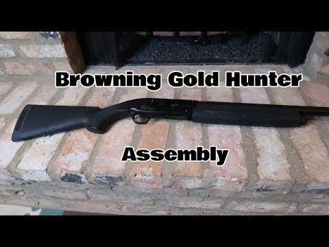 Browning Shotgun Assembly (Part 4 of 4)