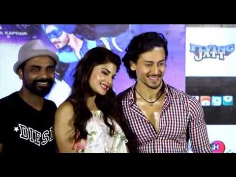 A Flying Jatt Team Announce Balaji Motion Pictures Association With Film || Tiger, Jacqueline