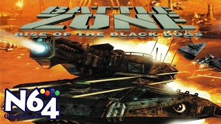 BattleZone : Rise Of The Black Dogs - Nintendo 64 Review - Ultra HDMI - HD