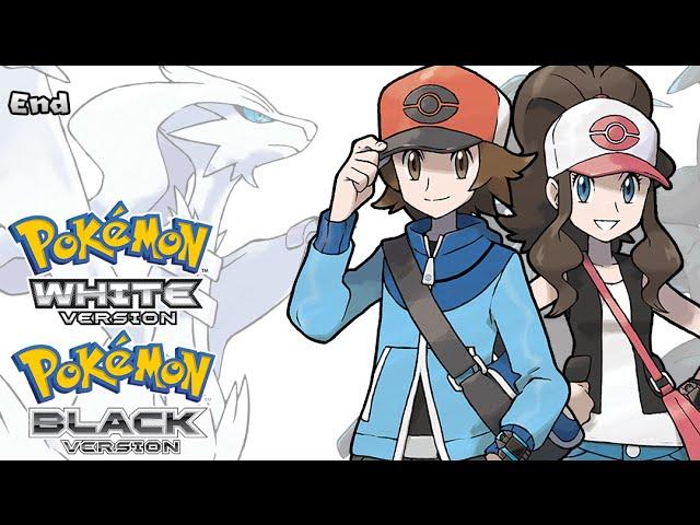 Pokemon Black/White - The End Music (HQ)