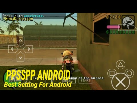 PSP Android) Grand Theft Auto: Vice City Stories | PPSSPP