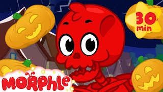 Download Kids Halloween With Morphle! - Magic Pet Morphle Halloween Video for children Mp3 and Videos