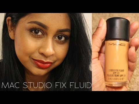 Mac Studio Fix Fluid First Impression And Review Youtube