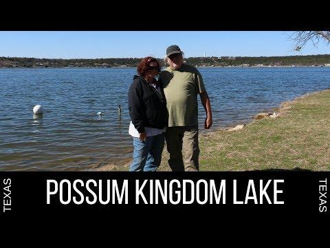 Texas Camping: Possum Kingdom Lake & Possum Kingdom State Park