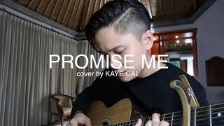 Promise Me Beverly Craven KAYE CAL Acoustic Cover.mp3
