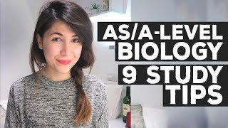 A-level and AS Biology Revision   My 9 Tips for Getting an A   Atousa