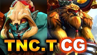 TNC.TIGERS vs CG - AMAZING InYourDream ES MID! - SEA ANGGAME DOTA 2
