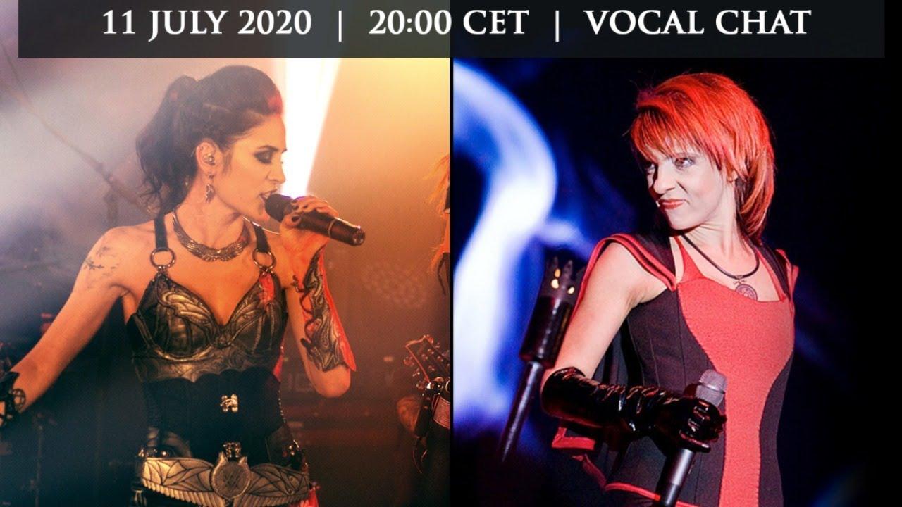 VOCAL CHAT: Jane Odintsova & Ekaterina Belobrova
