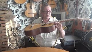 Дегустация Семиструнной гитары модель 022 - 7 от компании Doff
